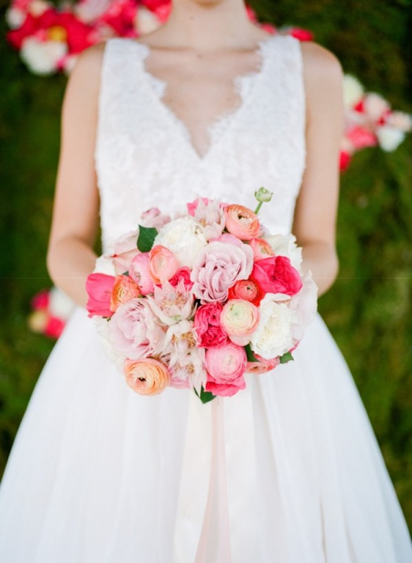 Spring Watercolor Wedding Inspiration 6