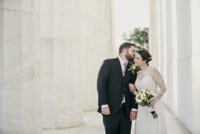 Intimate Washington DC Wedding 21