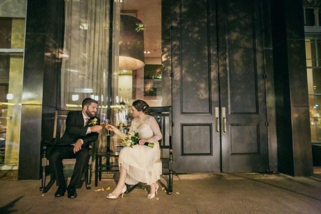 Intimate Washington DC Wedding 54