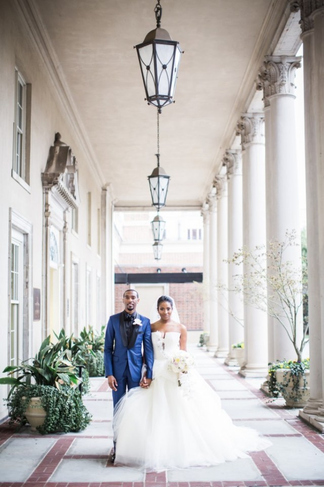 Luxe Blush and Gold Atlanta Wedding (43)