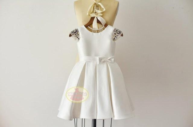 embellished-cap-sleeve-flower-girl-dress
