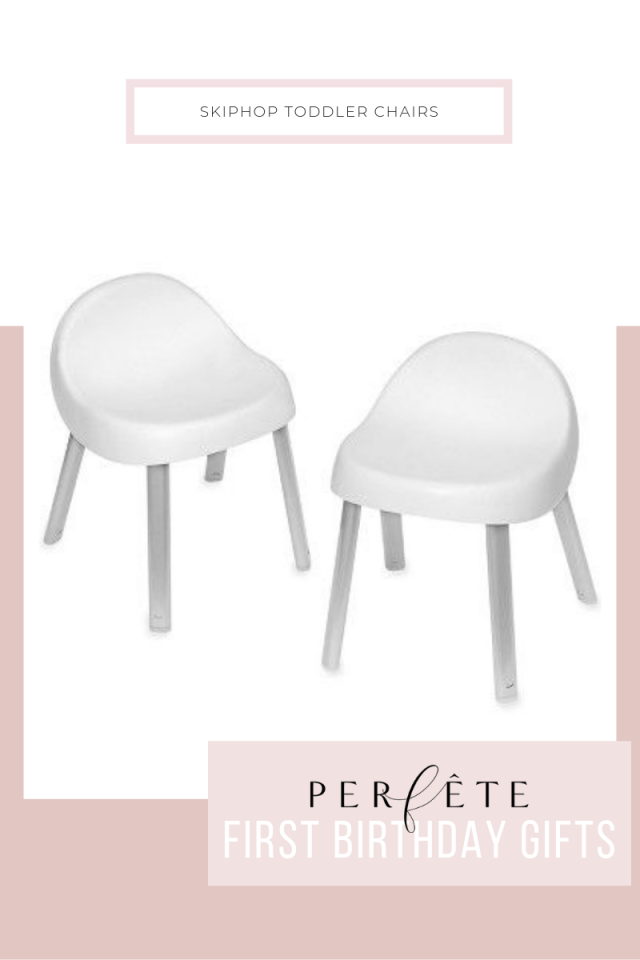 kids toddler chairs in white and gray from target