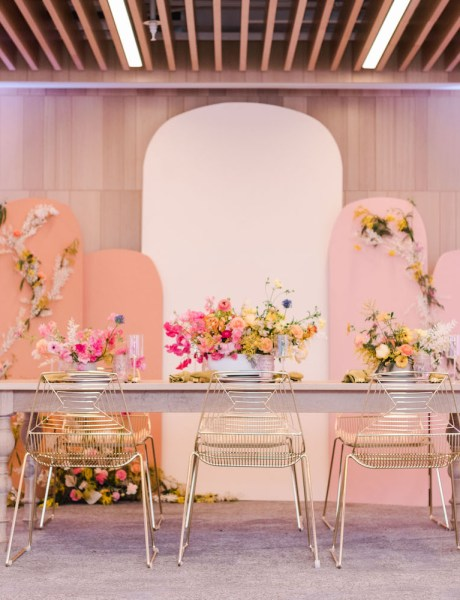 Colorful & Vibrant Party Inspiration at The W Hotel in Beverly Hills-30