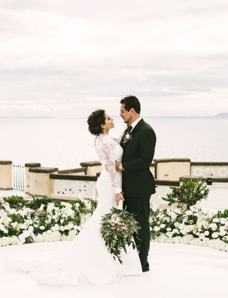 Stunning Italian Wedding in the Island of Capri-29