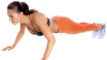 Exercícios para deixar os seios lindos e empinados