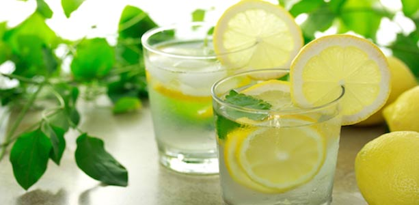 Limonada detox seca barriga