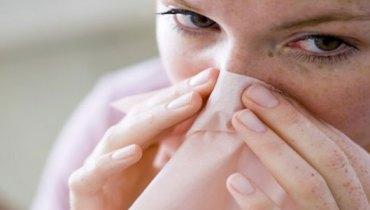 Como desentupir o nariz