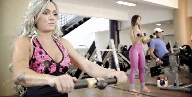 Musculação feminina: dicas e treinos da Juju Salimeni