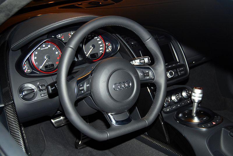 Audi R8 2007 2014