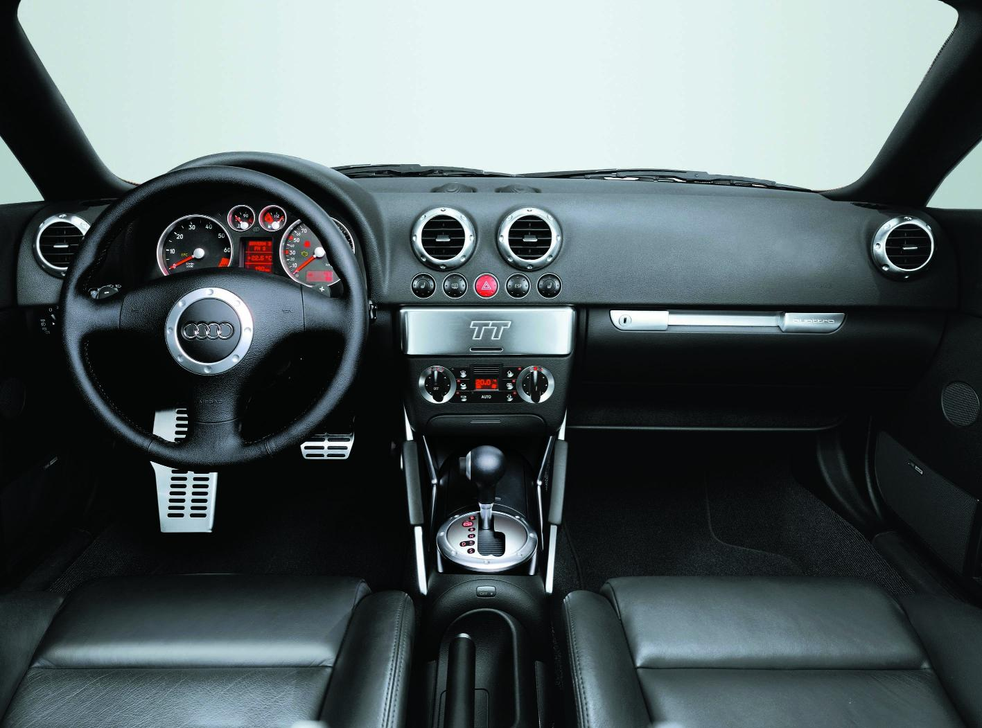 This jaguar is in a very neat and original condition (the interior,. Audi TT MK1 1999-2006