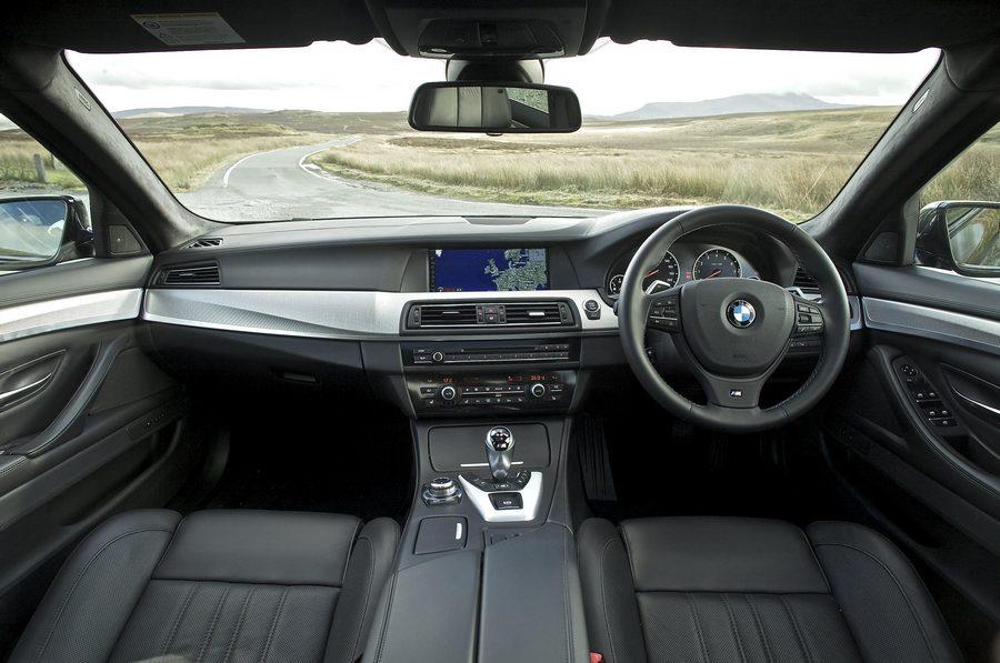 BMW M5 F10 2011 2017