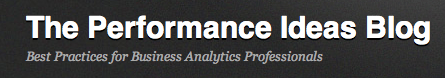 Performance Ideas Blog