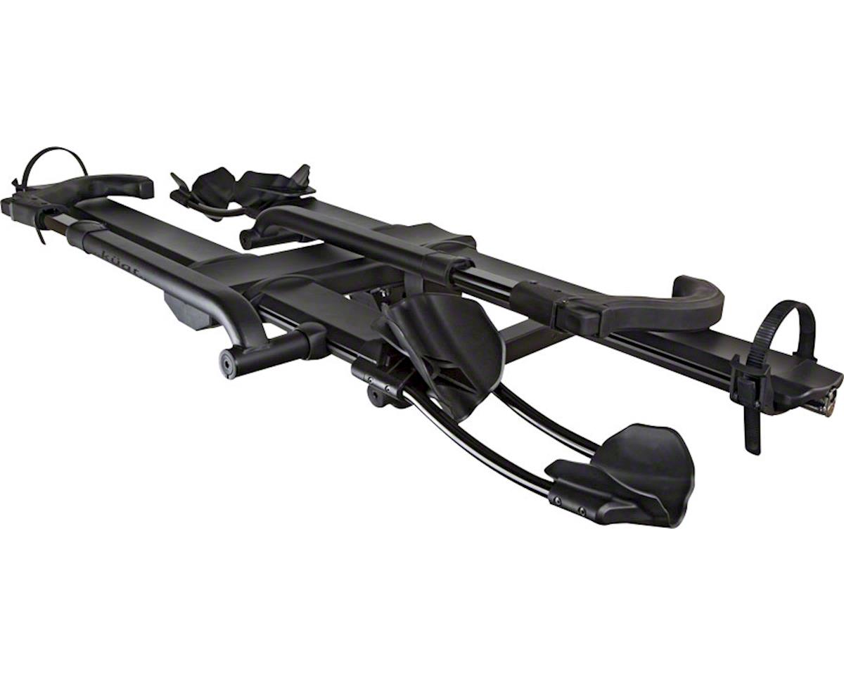 kuat nv 2 0 base 2 bike platform hitch rack matte black 2 receiver ba22b accessories