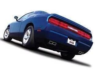 Borla 140435 Cat-Back™ Exhaust S-Type Challenger SRT-8 2011-2014