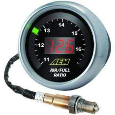 AEM 30-4110 Air/Fuel Ratio Gauge Kits UEGO V2