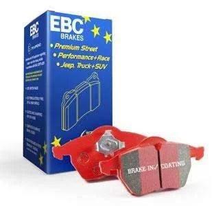 EBC Red Brake Pads (Rear)