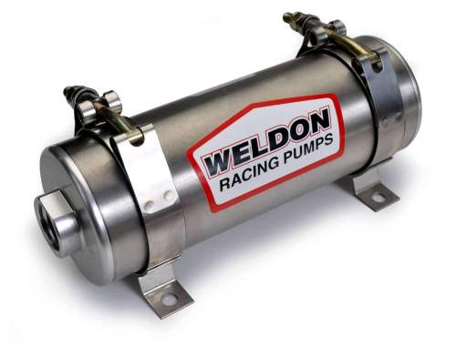 WELDON 1100-A Fuel Pump (AN10 inlet & outlet) Flow Through; 1100 hp; 135 GPH/0-95 PSI)