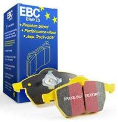 EBC Yellow Brake Pads (Rear) for Toyota 86 / Subaru BRZ