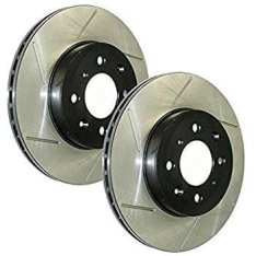 Stoptech Brake Rotors for Nissan 350z with OEM Brembo calipers. (2003 - 2009)