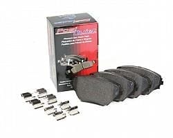 STOPTECH 105.13040 Brake pads (rear) (Ceramic) TOYOTA LC200/LEXUS LX570