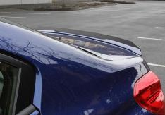 PERRIN Gurney Flap Black - Subaru WRX/STI 2015+