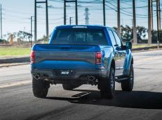 Borla Stype X-Pipe w/Mid Pipes Ford F-150 Raptor 2017-2018