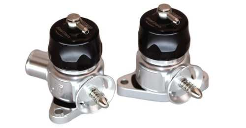 TURBOSMART (TS-0215-1027)  SMART PORT DUAL PORT BOV 2 VALVES INCLUDED for Nissan GTR35