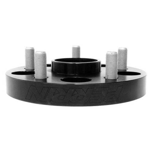 PERRIN Wheel Spacers Black 20mm 5×114.3 – Subaru STI 2005+ / WRX 2015+