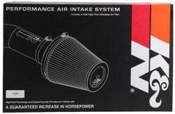 K&N 63-9030 Toyota FJ Cruiser 07-09 4.0L Air Intake System