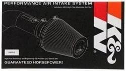 K&N 69-5314TS Air Intake Kia forte & Kia Forte Koup (2014)
