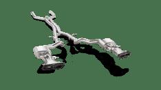 AKRAPOVIC MTP-ME/T/5H Evolution Line (Titanium) MERCEDES AMG E63/E63S (W213) 2018+