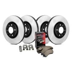 Stoptech Brake Kit 906.44073 Toyota LC200 / Lexus LX570 2008+