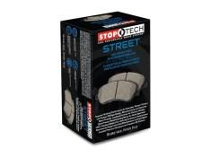 Stoptech 308.13470 STREET BRAKE PADS NISSAN 350Z ALUMINUM CALIPERS (REAR) 2009-2009
