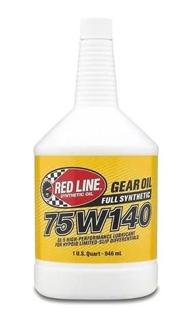 REDLINE OIL 57914 75W140- GL-5 Gear Oil - 0,95L (57919)