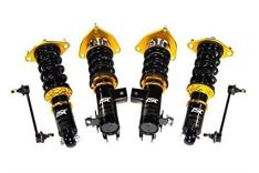 ISC Suspension N1 Street Sport Coilovers Subaru WRX/STI 2015-2017