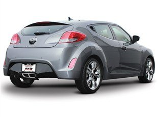 Borla 11821 12-18 Veloster 1.6L AT/MT FWD 2dr 2.25in No Tips SS Exhaust (rear section only)