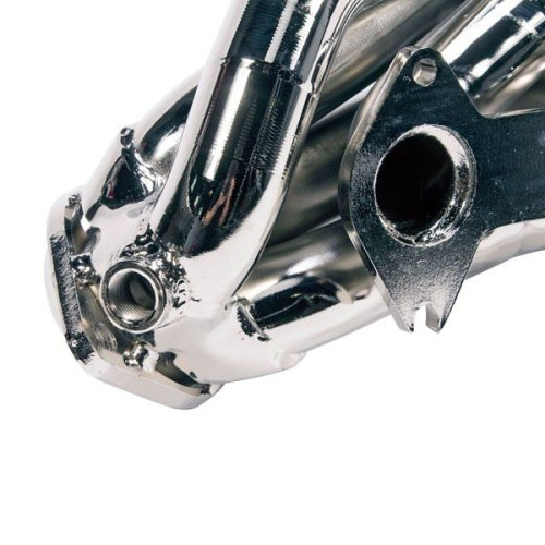 BBK 1612  Shorty Tuned Length Exhaust Headers 1-5/8 Chrome Ford Mustang 4.6L GT 2005 – 2010