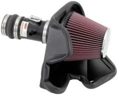 K&N 69-7063TTK AIR INTAKE SYSTEM Nissan Altima 3.5L V6 2013 - 2017