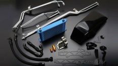Greddy 12024814 DCT TRANSMISSION OIL COOLER KIT FOR 2017-2019 NISSAN GT-R35