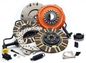 Centerforce Twin Clutch Assembly