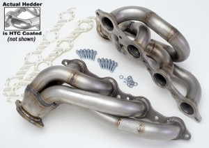 Hedman Hedders (62566): HTC-Coated Stainless Steel Headers for Chevrolet Camaro 2010-2013 6.2L