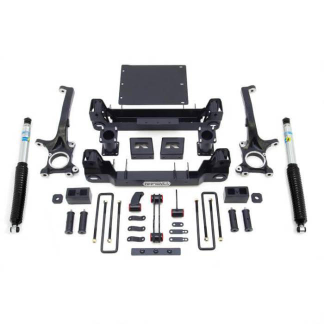 "ReadyLIFT (44-5877): 8"" Lift Kit with Bilstein Shocks for '07-'18 Toyota Tundra"