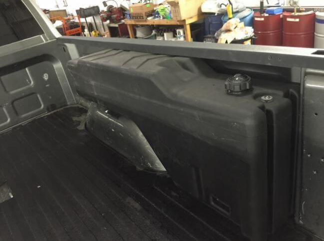 TITAN Sidekick 15 Gallon Portable Liquid Tank