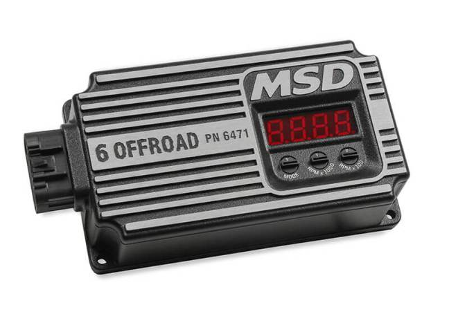 MSD Performance (6471): 6 Offroad Ignition
