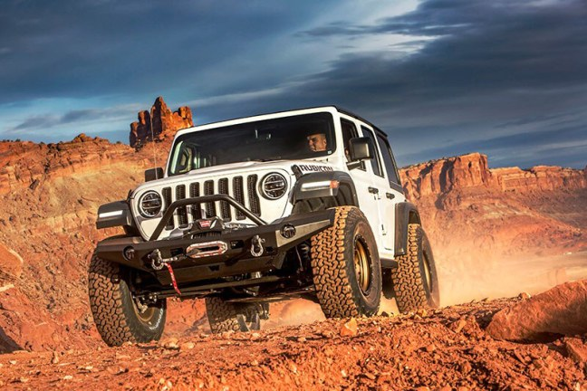 WARN: Elite Series Front Bumpers for Jeep Wrangler JL