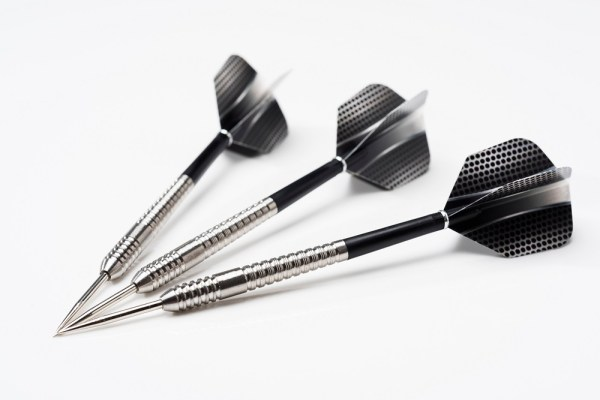 Dual Grip Performance Darts