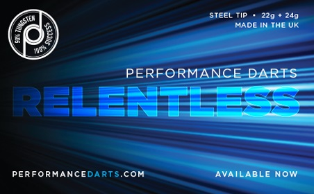 Relentless Performance Darts