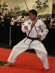 ATA 2009 World Championship - Mr. Webb - Bo Staff