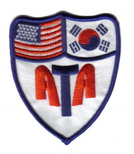American Taekwondo Association ata patch