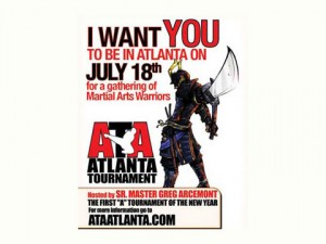 Atlanta Tournament July 18th